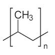 molecule_polypropylene
